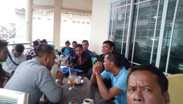 Siap Menangkan Syamsuar-Edy Natar Di Pilgubri 2018,Tim Sahabat Karib Meranti Terbentuk