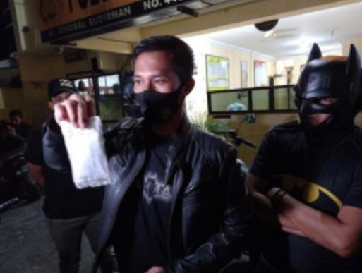 Ingin Bagi-bagi Sabu di Pangeran Hidayat, Pelaku Dibekuk Tim Batman Pekanbaru
