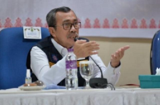 DIPA Pemprov Riau 2021 Turun Sebesar Rp400 Miliar