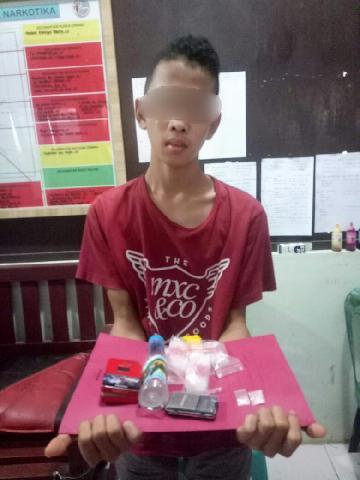 Dibelilas Polisi Cokok Anak Korban Dari Bandar Narkoba
