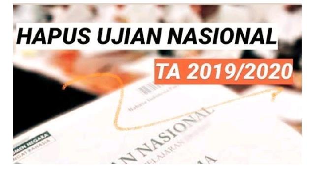 Akibat Corona, Kemendikbud dan Komisi X DPR RI Sepakat Hapus UN 2020