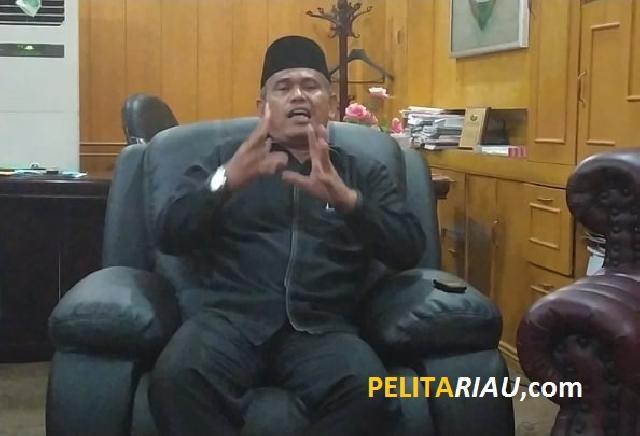Dugaan Korupsi di Setwan, Ketua DPRD Inhu Ngaku Sudah Diperiksa Penyidik Tipikor Polres