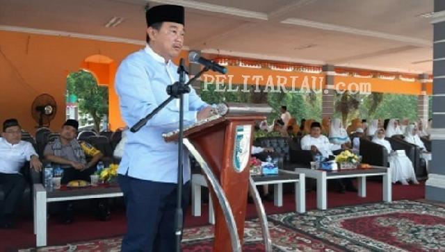Wabup Halim Sebut Empat Prioritas Dalam Membangun Kabupaten Kuansing