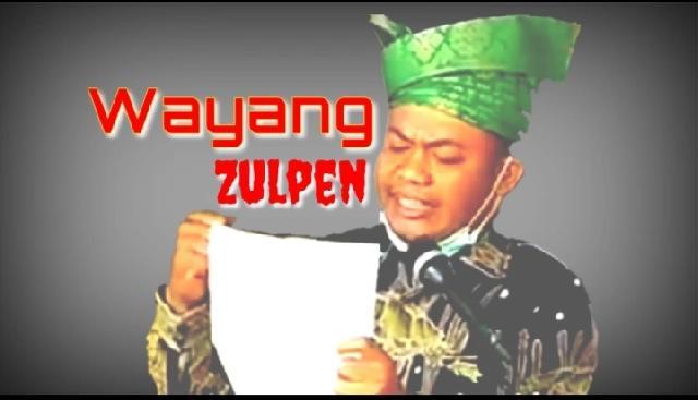 'Wayang Zulpen' Dibacakan Dalam Paripurna DPRD Inhu, 6 Poin Pandangan Fraksi PKB Nomor 5 dan 6 Menohok Sebelah