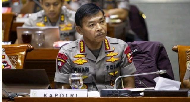 Kapolri Terbitkan Aturan Penghinaan Jokowi & Pejabat saat Corona