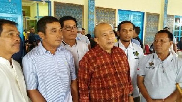 Empat Paslon Di Konferensi PWI Riau Bersaing Ketat Rebut Jabatan Ketua PWI Riau Periode 2017-2022