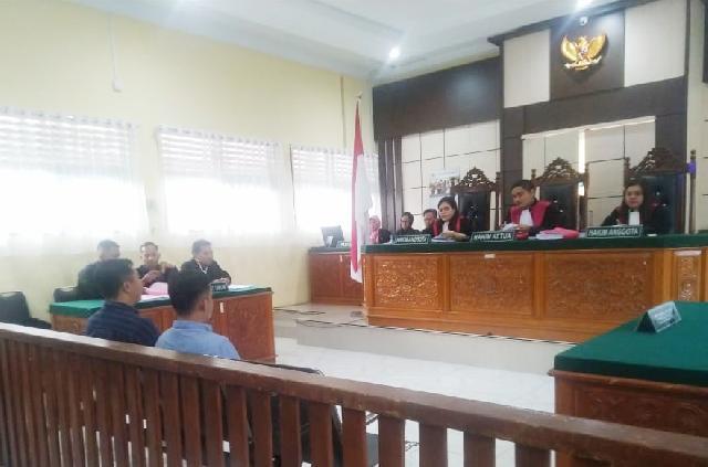 Dari 6 Terdakwa Pidana Pemilu di Inhu, Hanya Sophia Warman Dituntut Berat