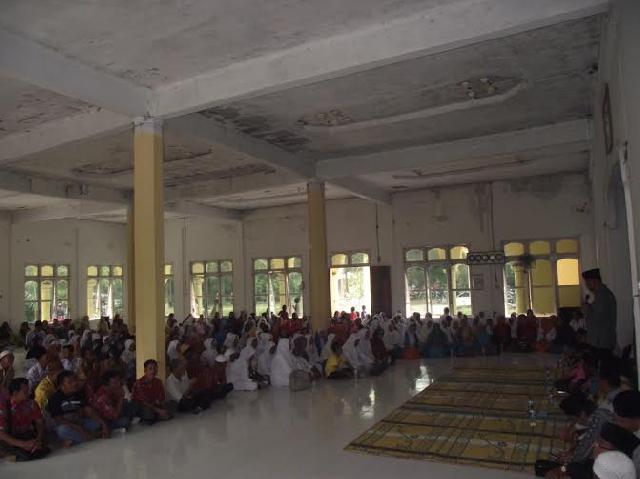 Bupati Suyatno Prihatin Kondisi Sekolah Dan Masyarakat Pasir Limau Kapas