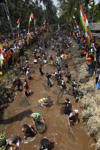 Festival Bakaroh Sungai Intan Diminati