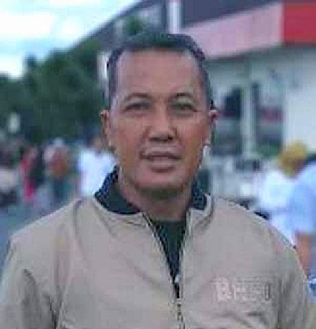 Kepala KPBD Inhu Himbau Masyarakat Jangan Membakar Lahan Sembarangan