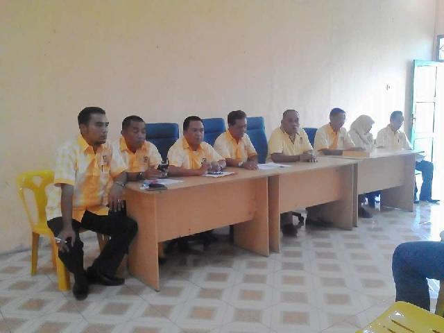 Sejumlah Nama Muncul Jelang Musda DPD II Golkar Dumai
