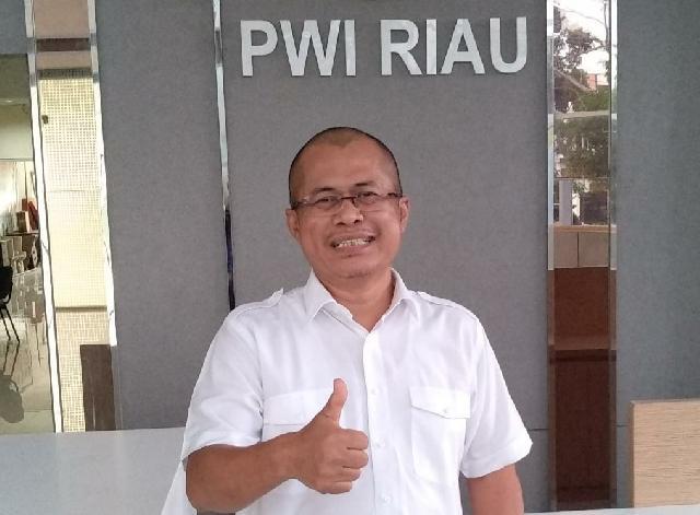 Novrizon Burman Ditunjuk Jadi Plt Ketua PWI Inhil, Ini Penyebabnya