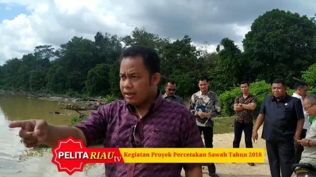 20 Haktare Lahan di Kota Medan Kelayang dan Jalan Lintasan 3 Desa Putus