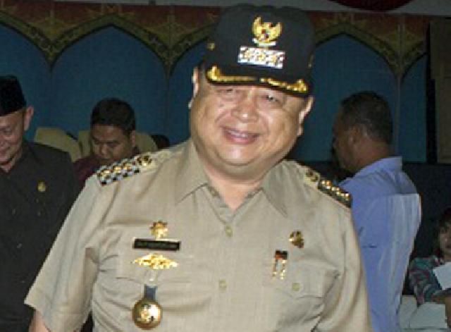 Pilkada Inhu 2015, Tengku Muktharuddin  Dinilai Hobi Deklarasi