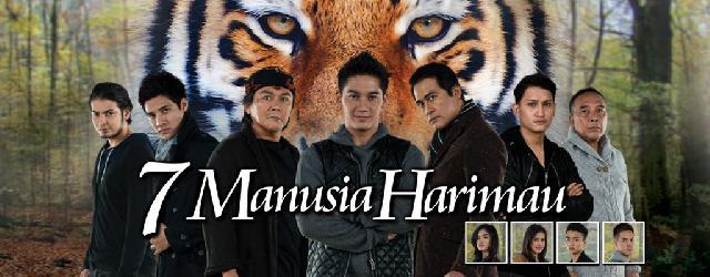 Pemeran 7 Manusia Harimau Sedih Jelang Episode Terakhir