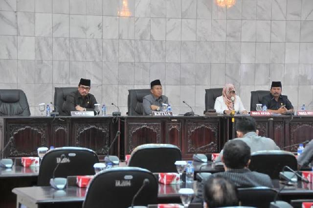 Sektor Ekonomi, Jadi Prioritas Usulan Reses Anggota DPRD Inhu