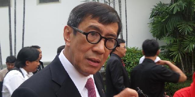 Menkumham: Draf Revisi UU KPK Berasal dari DPR
