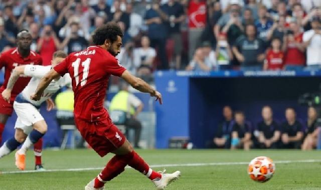 Tekuk Tottenham, Liverpool Juara Liga Champion