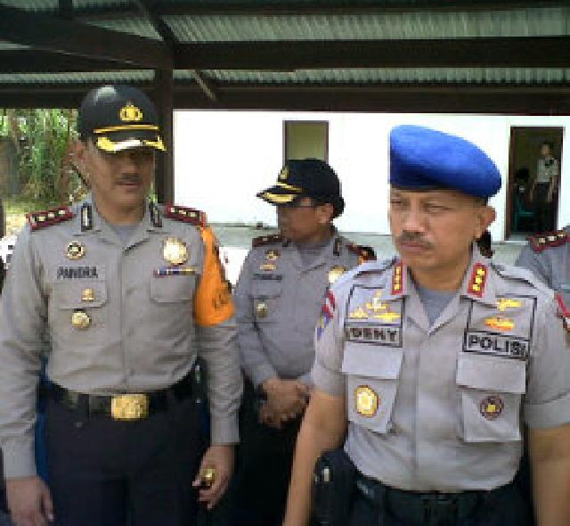 Pamatwil Polda Riau Mengatakan Pilkada Di Meranti 'Aman'