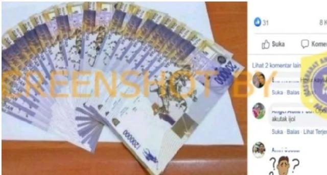Uang Pecahan Rp200 Ribu Resmi Diluncurkan, Cek Faktanya