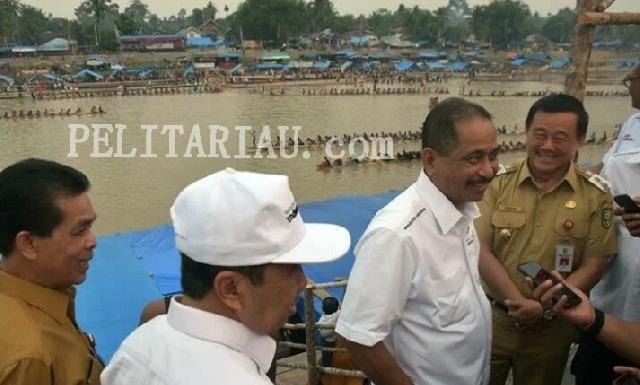 Menteri Pariwisata Beberkan Kiat Sukses Festival Pacu Jalur di Kuansing Mendunia
