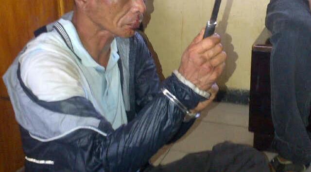 Seorang Pria di Inhu Tikam Pemilik Warung