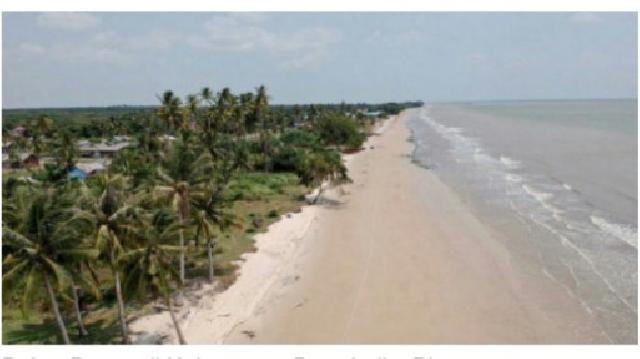 Gubri Janji akan Perhatikan Kondisi Infrastruktur di Pulau Rupat
