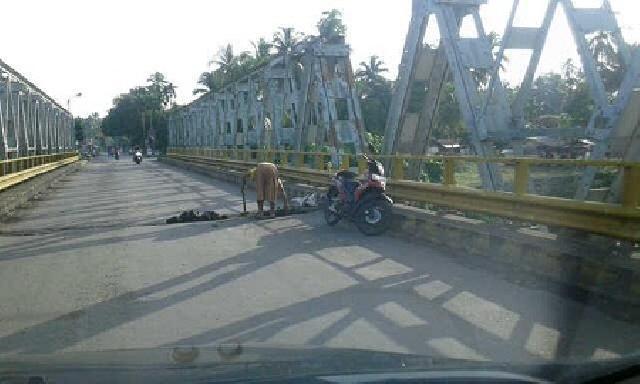 Pembebasan Lahan Jembatan Lubuk Jambi Diharapkan Tuntas 2017 Ini