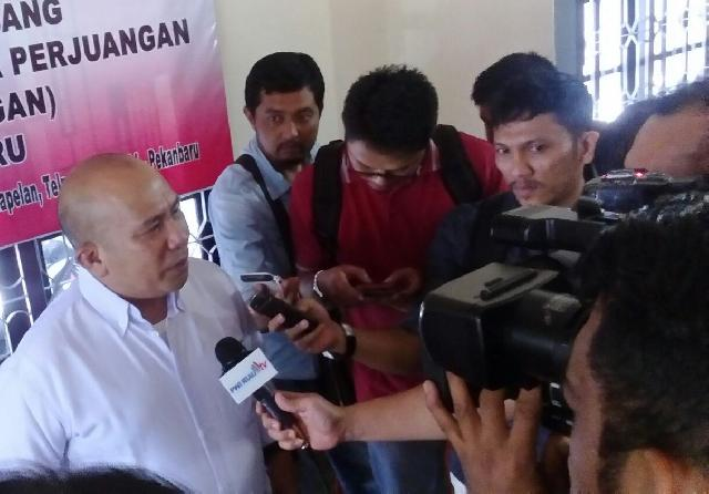 PWI Riau Minta Cepat, Usut Tuntas Kasus Pencemaran Nama Baik Wartawan di Inhu