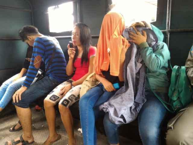 7 Pasangan Mesum Ditangkap Satpol PP di Siang Bolong
