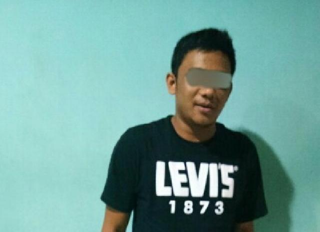 Terlibat Jaringan Peredaran Gelap Narkotika, Ketua Ormas PP Inhu, di Tangkap Polisi