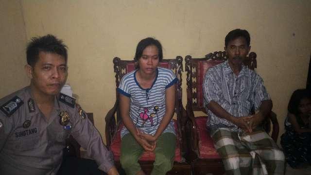 Suami Tak Dirumah, Istri Kepala Desa Di Inhu Jadi Korban Perampokan