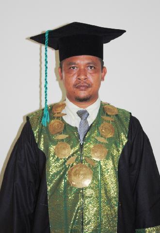 Prof DR H Ahmad Mujahidin M Ag, Alumni YPI Nurul Falah Airmolek Dilantik Menjadi Rektor UIN Riau