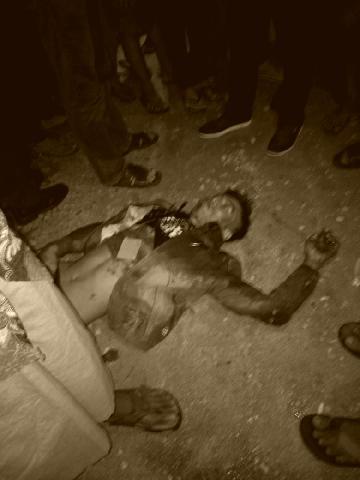 Sadis, Remaja Tanjung Pasir, Tempuling Tewas Bersimbah Darah