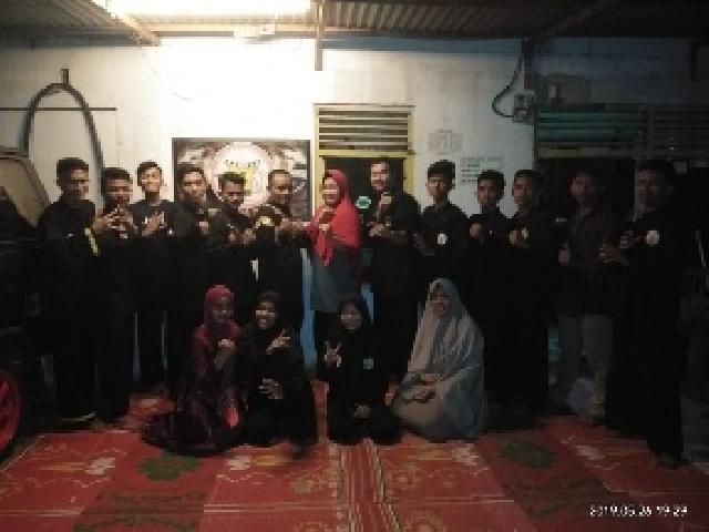 Jalin Silaturahim, Silat Lintau IX Koto Riau Gelar Bukber