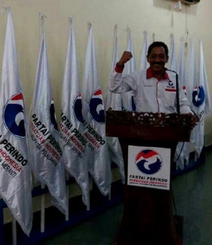 KPU Inhu Nyatakan Partai Perindo Memenuhi Syarat