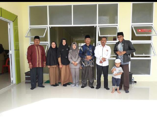 Komisi III DPRD Kabupaten Kepulauan Meranti Kunjungi Puskesmas Alah Air