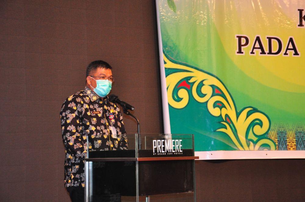 Tahun Ini DLHK Riau Bangun 100 Sekat Kanal di Tiga Daerah
