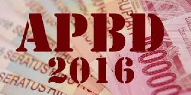 Bankeu Tak Dimasukan Dalam RAPBD-Perubahan Pemrov Riau 2016