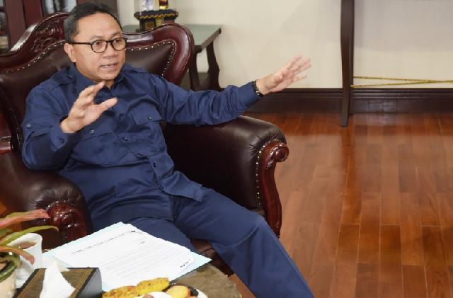 Ketua MPR: Indonesia Harus Berdaulat Agar Tercipta Keadilan Berujung Kesejahteraan
