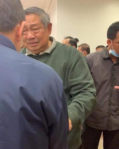 Ani Yudhoyono Meninggal, SBY Ikhlas dan Tegar