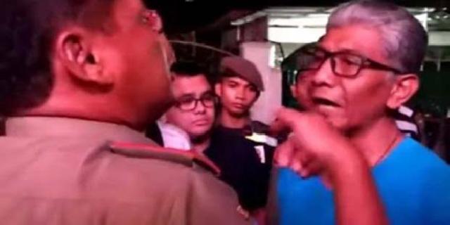 Razia Dragon, Kabid Penindakan BNN Riau Diduga Ancam Tembak Kepala Satpol PP