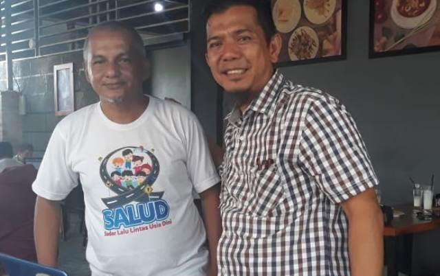 Komunitas SALUD Riau Segera Berkoordinasi dengan Kepala BPTD IV