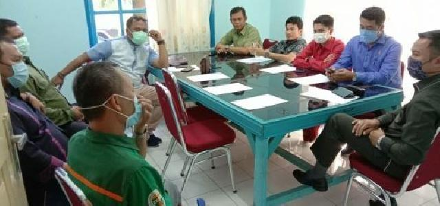 Anggota Komisi II DPRD Kuansing Turlap Ke PT Asia Sawit Makmur Jaya (ASMJ) di Desa Jake