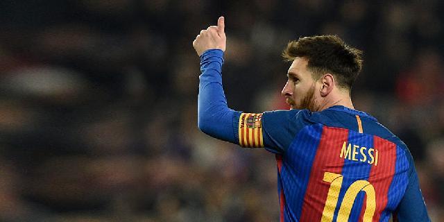Menangkan Lima Trofi Ballon d'Or, Messi Pemain Terbaik Sepanjang Masa
