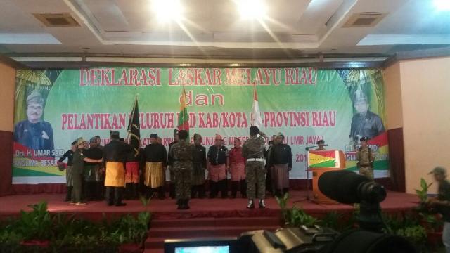 DPD LMR Kab - Kota Se-RIAU Di Deklarasikan