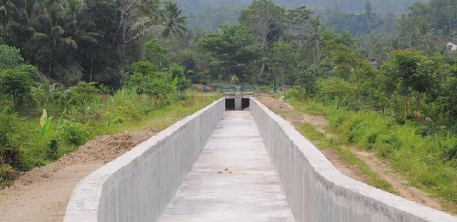 2017, Ini 11 Daerah Irigasi Bakal Dibangun di Kuansing