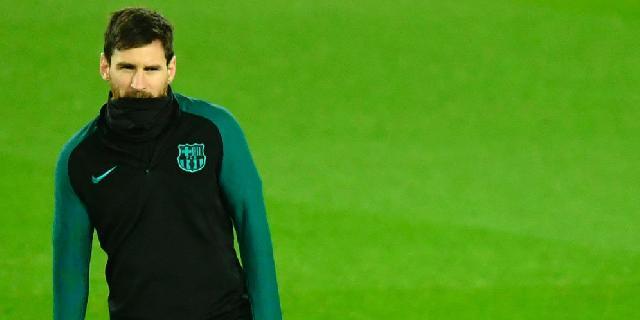 Mascherano: Messi Tidak Akan Pernah Bermain Untuk Tim Lain di Eropa