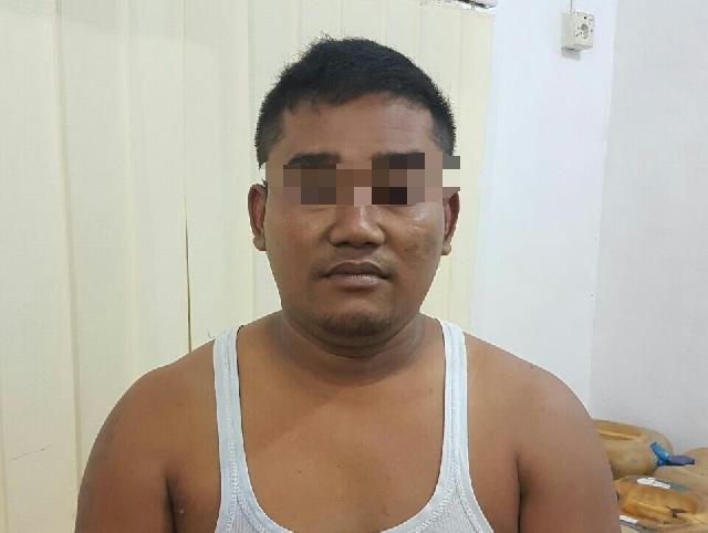Dua Bandit Pencuri Mobil Digulung Polres Siak, Ini Identitasnya
