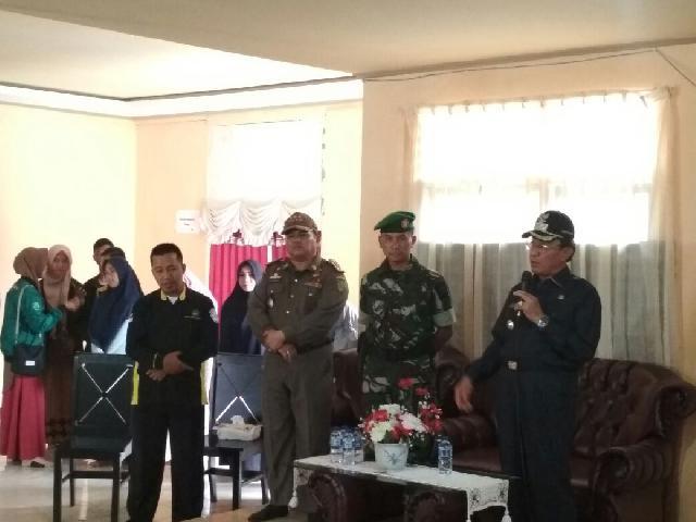 HM Wardan Kunjungi Karantina Rehabilitasi Remaja Korban Penyalahgunaan Lem Kambing